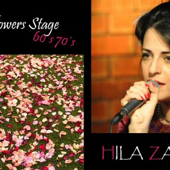 flowers stage