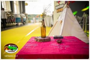 אוהל טיפי להשכרה